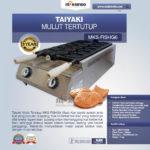 Jual Taiyaki Mulut Tertutup (Gas) MKS-FISHG6 di Medan
