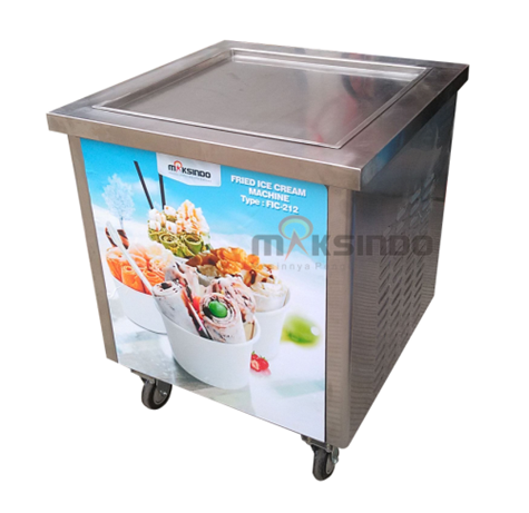 Jual Mesin Fry Ice Cream di Medan
