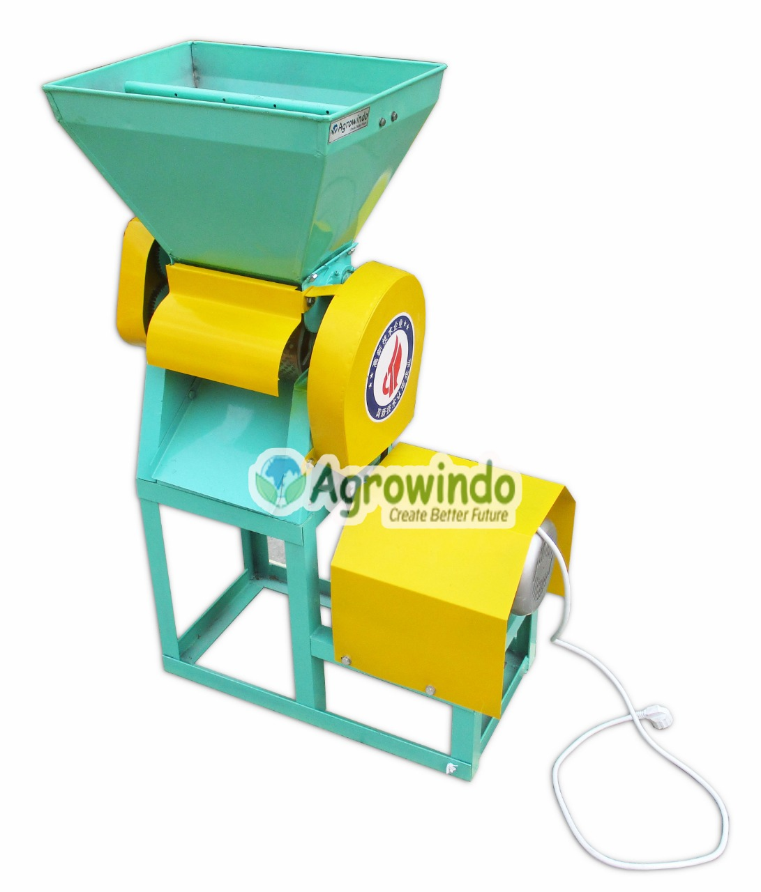Jual Mesin Pengupas Kulit Kopi (pulper) – AGR-PLP150 di Medan