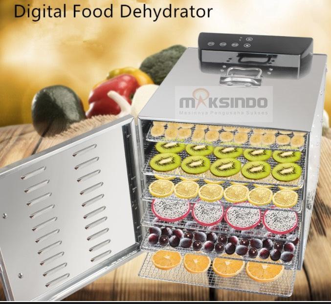 Jual Mesin Food Dehydrator 6 Rak (FDH6) di Medan