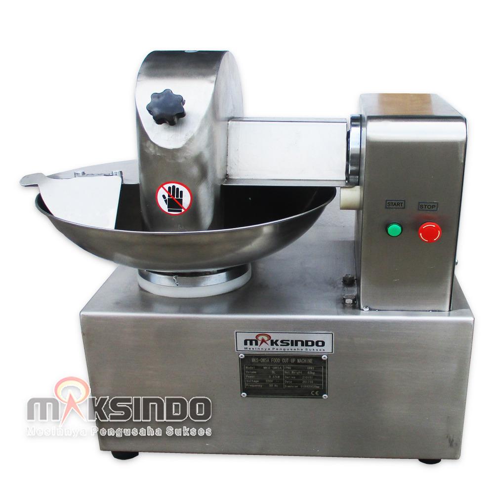 Jual Mesin Adonan Bakso (Cut Bowl / Silent Cutter / Fine Cutter) di Maksindo