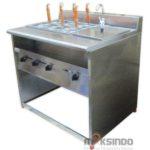 Jual Gas Pasta Cooker With Bain Marie (6 Baskets) MKS-PCBM6 di Medan