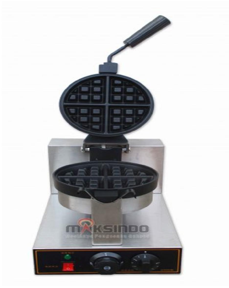 Jual Mesin Rotating Waffle Maker (MKS-RTW01) di Medan