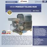 Jual Mesin Pemisah Tulang Ikan (FSH33) di Medan