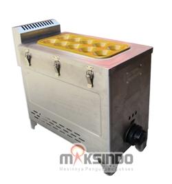 Jual Mesin Pembuat Egg Roll (Gas) GRILLO-12SS di Medan