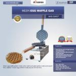 Jual Mesin Egg Waffle Gas (GW07) di Medan