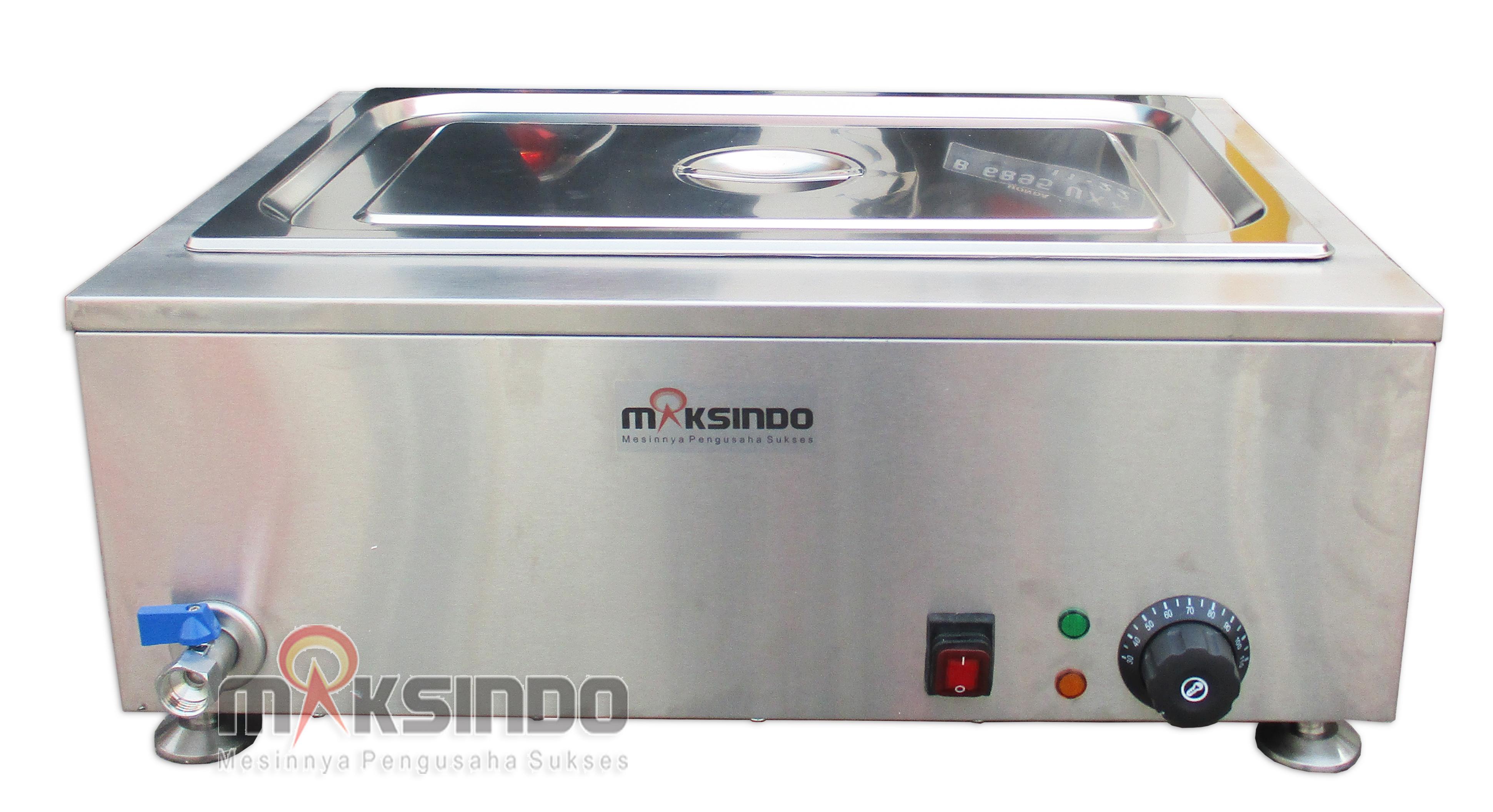 Jual Mesin Bain Marie Penghangat Makanan MKS-EBM11 Di Medan