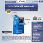 Jual Mesin Cetak Mie Industrial (MKS-300) di Medan