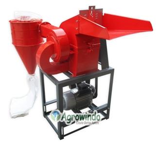 Jual Mesin Penepung Hammer Mill Listrik (AGR-HMR20) di Medan