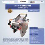 Jual Mesin Cetak Mie Stainless (MKS-180SS) di Medan