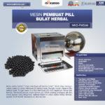 Jual Mesin Pembuat Pill Bulat Herbal (FMS99) di Medan