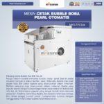 Jual Mesin Cetak Bubble Boba Pearl Otomatis di Medan