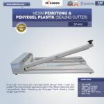 Jual Mesin Pemotong Dan Penyegel Plastik (Sealing Cutter) SP-600 di Medan