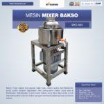Jual Mesin Mixer Bakso MKS-MX1 di Medan