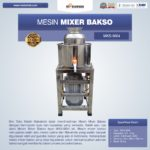 Jual Mesin Mixer Bakso MKS-MX4 di Medan