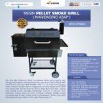 Jual Pellet Grill MKS-GPG600 di Medan