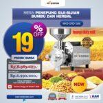 Jual Penepung Biji, Bumbu dan Herbal (GRD1500) di Medan