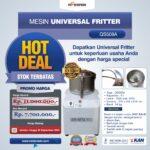 Jual Mesin Universal Fritter QS508A di Medan